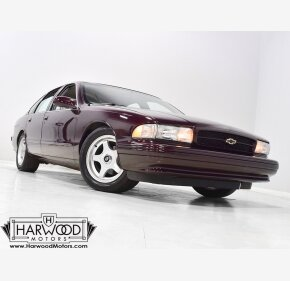 1995 Chevrolet Impala SS for sale 101250389