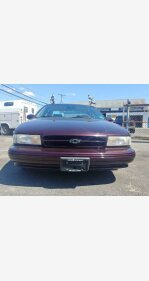 1995 Chevrolet Impala for sale 101490291