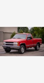 1995 Chevrolet Silverado 1500 4x4 Regular Cab for sale 101380115