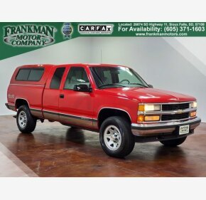 1995 Chevrolet Silverado 1500 for sale 101382403