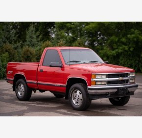 1995 Chevrolet Silverado 1500 4x4 Regular Cab for sale 101393309