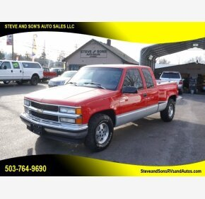 1995 Chevrolet Silverado 1500 for sale 101456999