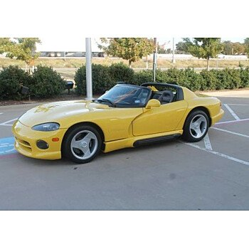 1995 Dodge Viper RT/10 Roadster for sale 101243398