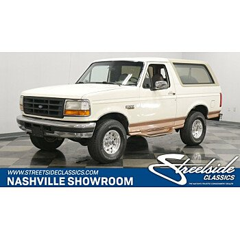 1995 Ford Bronco for sale 101267028