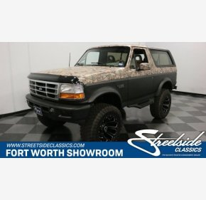 1995 Ford Bronco for sale 101287676