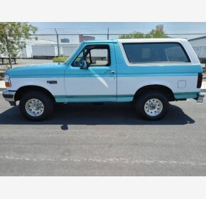 1995 Ford Bronco XLT for sale 101412876