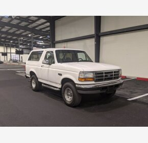 1995 Ford Bronco Eddie Bauer for sale 101437349