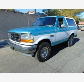 1995 Ford Bronco for sale 101446335