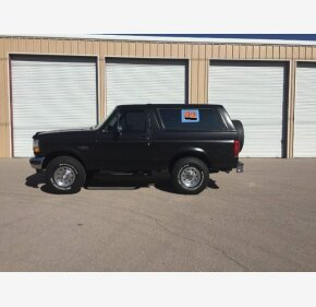 1995 Ford Bronco XLT for sale 101459322