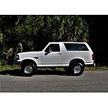 1995 Ford Bronco XLT for sale 101630788