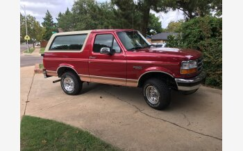 1995 Ford Bronco for sale 101094457
