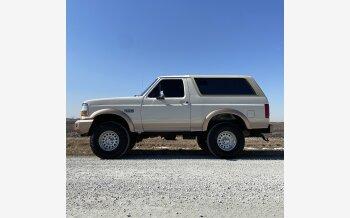 1995 Ford Bronco Eddie Bauer for sale 101467644