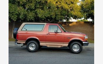 1995 Ford Bronco for sale 101604898