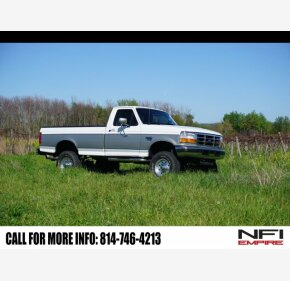 1995 Ford F250 4x4 Regular Cab for sale 101332018