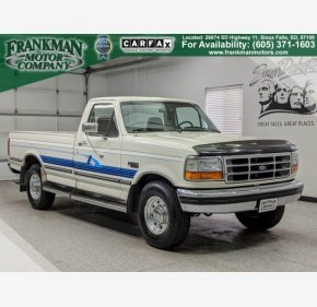 1995 Ford F250 2WD Regular Cab for sale 101260896