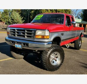 1995 Ford F250 4x4 SuperCab for sale 101261198