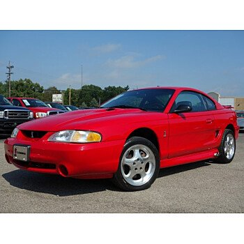 1995 Ford Mustang Cobra Coupe for sale 101041166