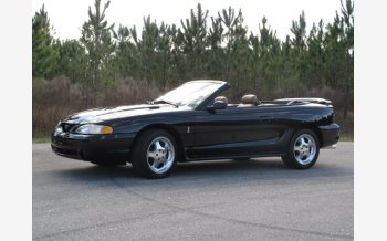1995 Ford Mustang Cobra Convertible for sale 101085984