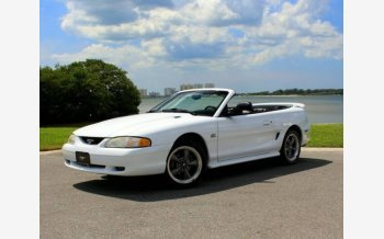 1995 Ford Mustang GT Convertible for sale 101205665