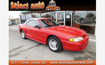 1995 Ford Mustang Convertible for sale 101488014
