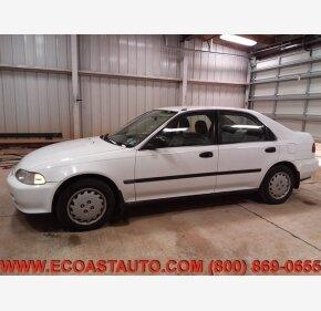 1995 Honda Civic LX Sedan for sale 101296946