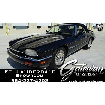 1995 Jaguar XJS V12 Convertible for sale 101210225