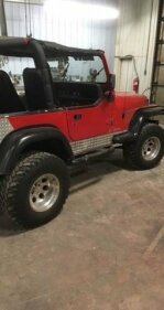 1995 Jeep Wrangler 4WD SE for sale 101060919