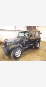 1995 Jeep Wrangler for sale 101226945