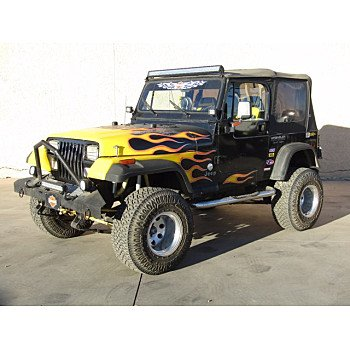 1995 Jeep Wrangler for sale 101482610