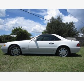 1995 Mercedes-Benz SL500 for sale 101372043