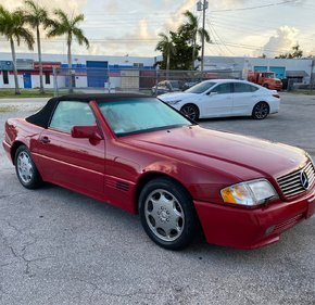 1995 Mercedes-Benz SL500 for sale 101378316