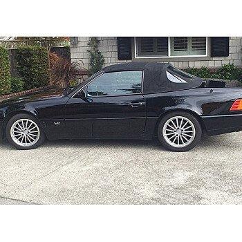 1995 Mercedes-Benz SL600 for sale 100983866