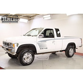 1995 Nissan Pickup 4x4 King Cab V6 for sale 101353602
