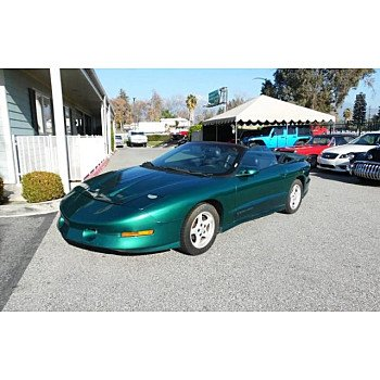 1995 Pontiac Firebird Convertible for sale 101086671