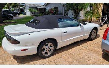 1995 Pontiac Firebird Convertible for sale 101628128