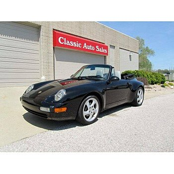 1995 Porsche 911 Cabriolet for sale 101002691