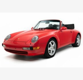 1995 Porsche 911 Cabriolet for sale 101042101