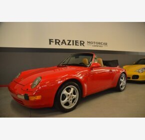 1995 Porsche 911 Cabriolet for sale 101095213