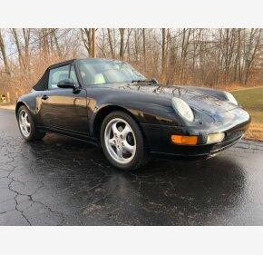 1995 Porsche 911 Cabriolet for sale 101095699