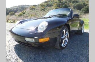 1995 Porsche 911 Cabriolet for sale 101288135