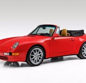 1995 Porsche 911 Carrera Cabriolet for sale 101378848
