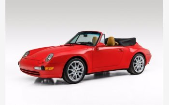 1995 Porsche 911 Carrera Cabriolet for sale 101378848