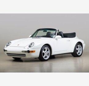 1995 Porsche 911 Cabriolet for sale 101409403