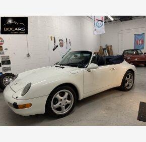 1995 Porsche 911 Cabriolet for sale 101458451