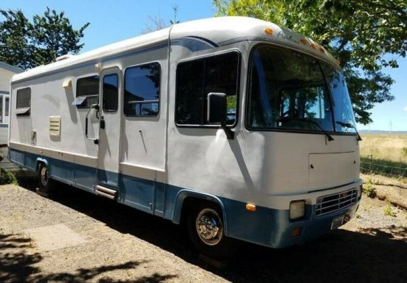 1995 Rexhall Aerbus RVs for Sale - RVs on Autotrader
