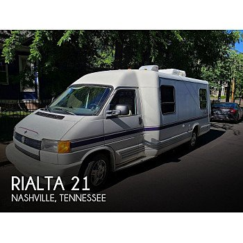1995 Winnebago Rialta for sale 300239630