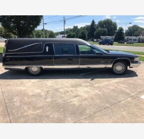 1996 Cadillac De Ville for sale 101433416