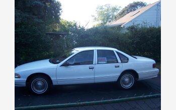 1996 Chevrolet Caprice Classic Sedan for sale 101611094