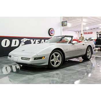 1996 Chevrolet Corvette Convertible for sale 100954028