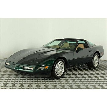 1996 Chevrolet Corvette Coupe for sale 101044916